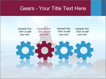 Silhouette PowerPoint Template - Slide 48