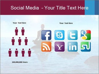 Silhouette PowerPoint Template - Slide 5