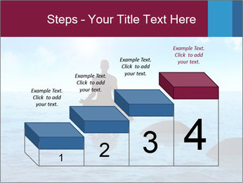Silhouette PowerPoint Template - Slide 64