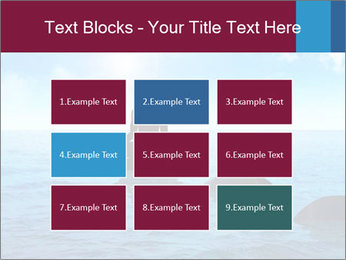 Silhouette PowerPoint Template - Slide 68