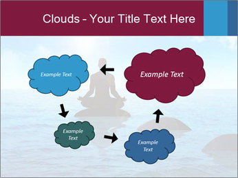 Silhouette PowerPoint Template - Slide 72