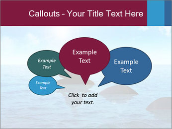 Silhouette PowerPoint Template - Slide 73