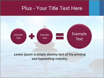 Silhouette PowerPoint Template - Slide 75
