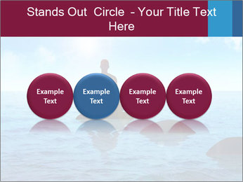 Silhouette PowerPoint Template - Slide 76