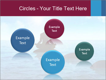 Silhouette PowerPoint Template - Slide 77
