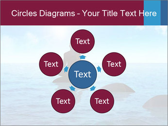 Silhouette PowerPoint Template - Slide 78