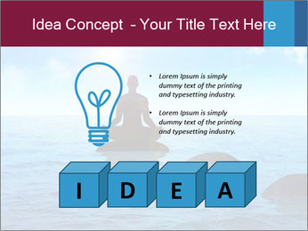 Silhouette PowerPoint Template - Slide 80