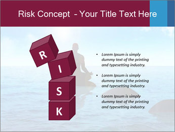 Silhouette PowerPoint Template - Slide 81