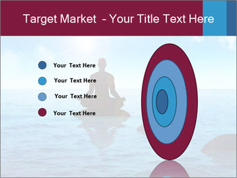 Silhouette PowerPoint Template - Slide 84
