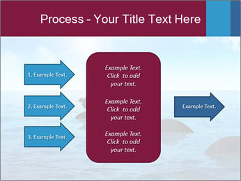 Silhouette PowerPoint Template - Slide 85