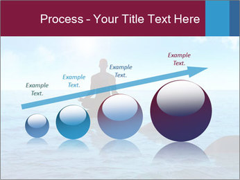 Silhouette PowerPoint Template - Slide 87