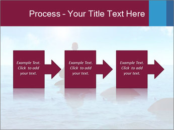 Silhouette PowerPoint Template - Slide 88