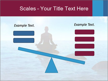 Silhouette PowerPoint Template - Slide 89