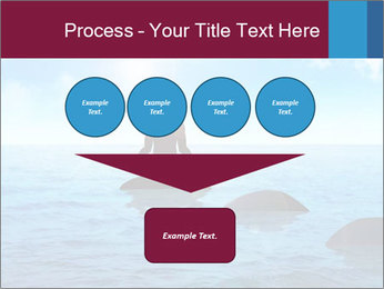Silhouette PowerPoint Template - Slide 93
