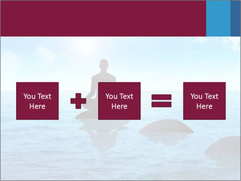 Silhouette PowerPoint Template - Slide 95