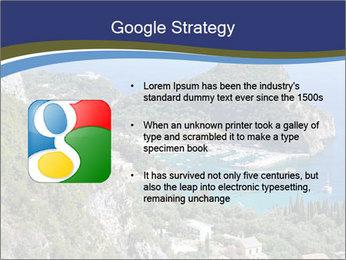 Greek island PowerPoint Template - Slide 10