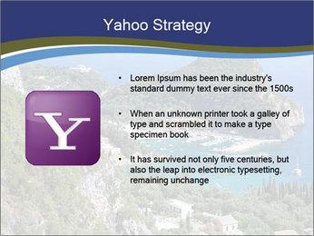 Greek island PowerPoint Template - Slide 11