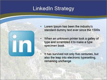 Greek island PowerPoint Template - Slide 12