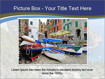 Greek island PowerPoint Template - Slide 16