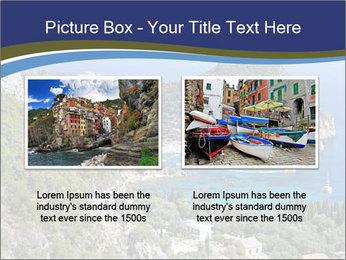 Greek island PowerPoint Template - Slide 18
