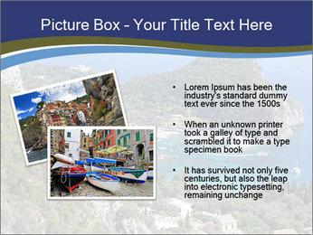 Greek island PowerPoint Template - Slide 20