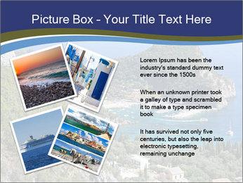 Greek island PowerPoint Template - Slide 23