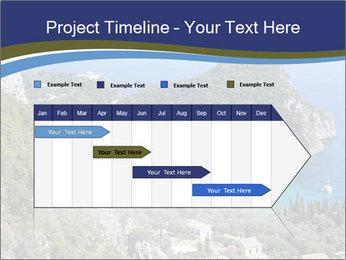 Greek island PowerPoint Template - Slide 25