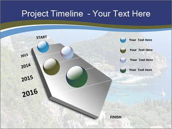Greek island PowerPoint Template - Slide 26