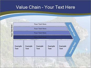 Greek island PowerPoint Template - Slide 27