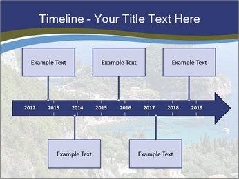 Greek island PowerPoint Template - Slide 28