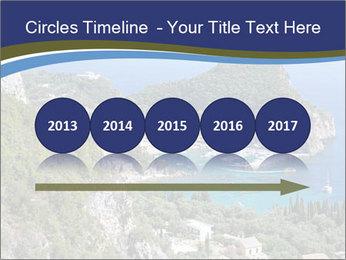 Greek island PowerPoint Template - Slide 29
