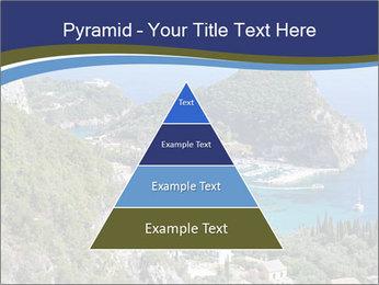 Greek island PowerPoint Template - Slide 30