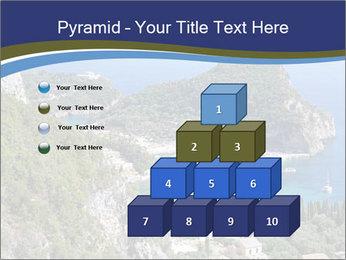 Greek island PowerPoint Template - Slide 31