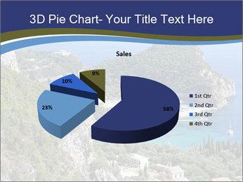Greek island PowerPoint Template - Slide 35