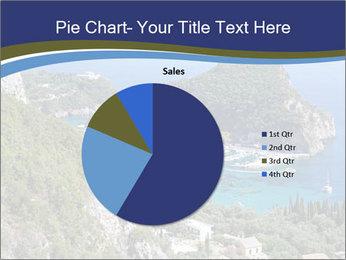 Greek island PowerPoint Template - Slide 36