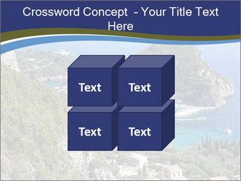 Greek island PowerPoint Template - Slide 39