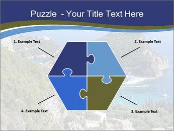 Greek island PowerPoint Template - Slide 40