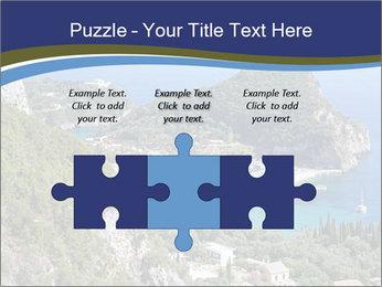 Greek island PowerPoint Template - Slide 42