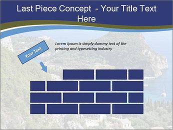 Greek island PowerPoint Template - Slide 46