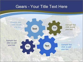 Greek island PowerPoint Template - Slide 47