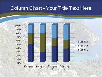 Greek island PowerPoint Template - Slide 50