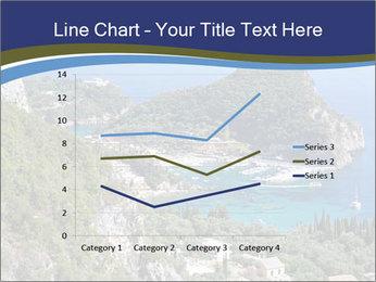 Greek island PowerPoint Template - Slide 54