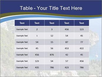 Greek island PowerPoint Template - Slide 55