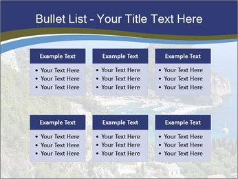 Greek island PowerPoint Template - Slide 56