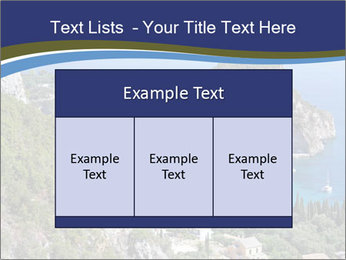 Greek island PowerPoint Template - Slide 59
