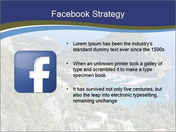 Greek island PowerPoint Template - Slide 6