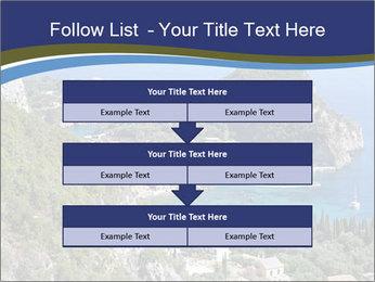 Greek island PowerPoint Template - Slide 60