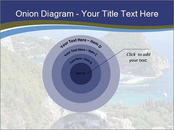 Greek island PowerPoint Template - Slide 61
