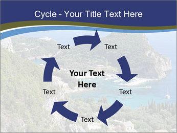 Greek island PowerPoint Template - Slide 62