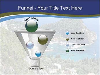 Greek island PowerPoint Template - Slide 63